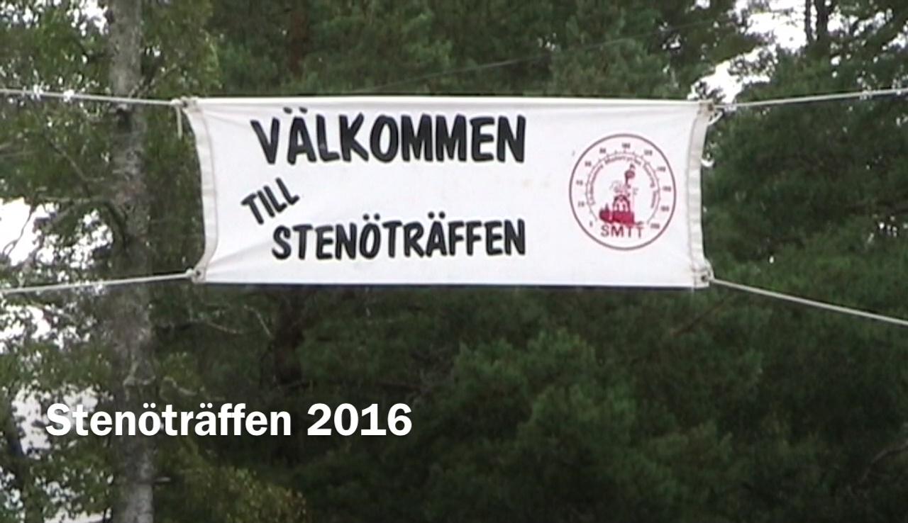 Stenöträffen 2016