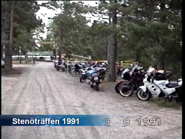 Stenöträffen 1991